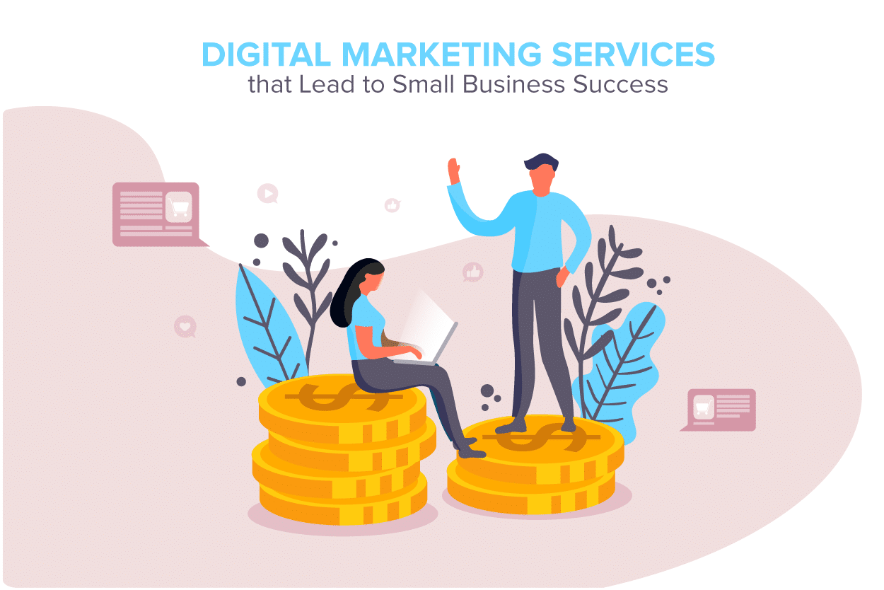 Digital Services For Small Businesses
